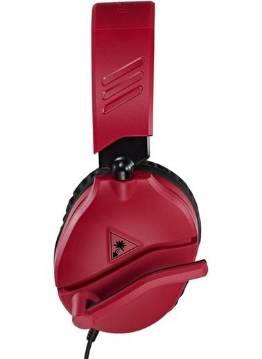 Turtle Beach Beach Recon 70N Ps5/Ps4/Xbox One/Pc/Nıntendo Uyumlu Gamıng Kulaklık Kırmızı Renkli